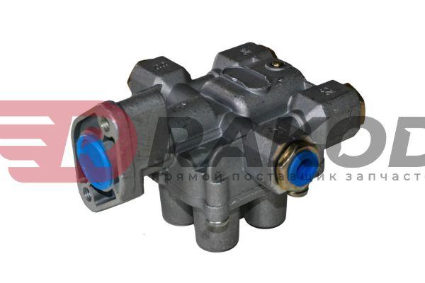 Клапан 4-х контурный FAW