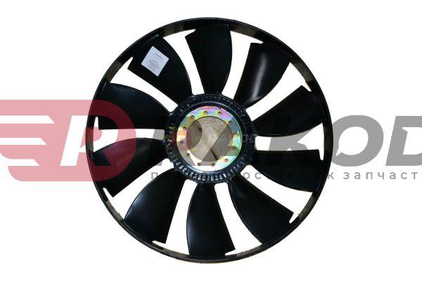 Вентилятор SHAANXI D=640 с кругом 10 лопастей