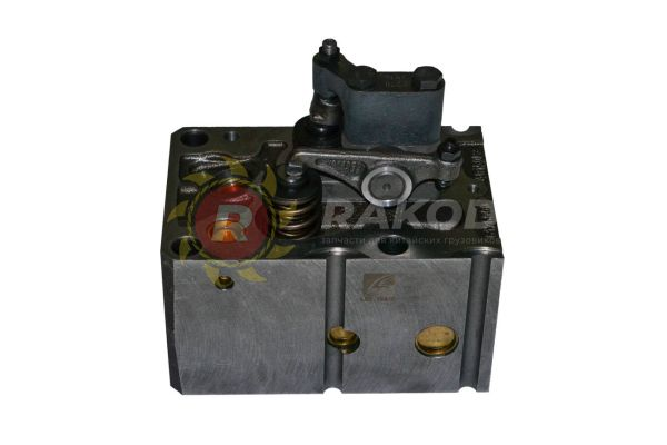 Головка блока цилиндров SHAANXI WP10 ЕВРО-3 в сборе LEO