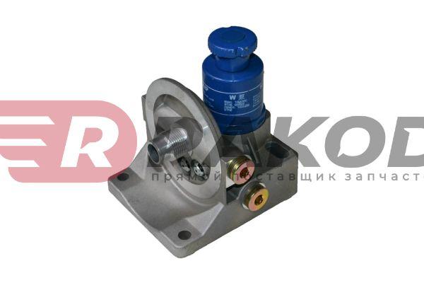 Кронштейн топливного фильтра с подкачкой М16*1,5