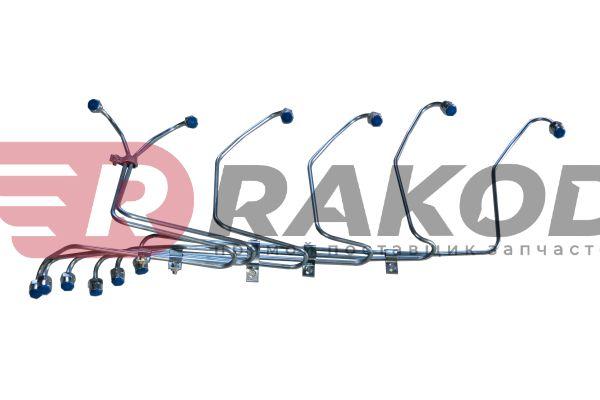 Трубки топливные к-т SHAANXI WD-618
