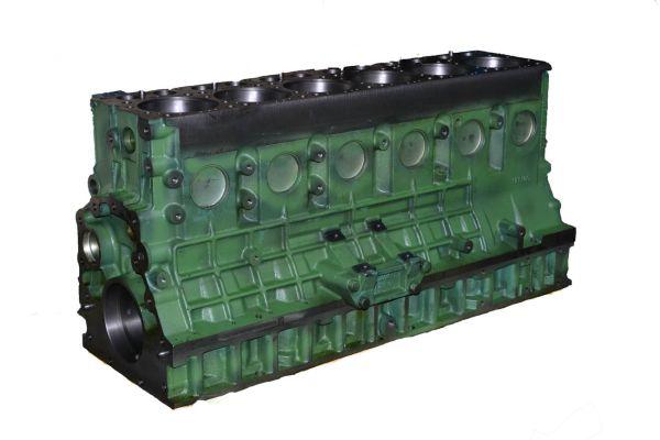 Блок цилиндров HOWO ЕВРО-3