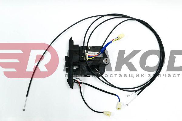 Блок управления отопителем и кондиционером FOTON-1093,1099