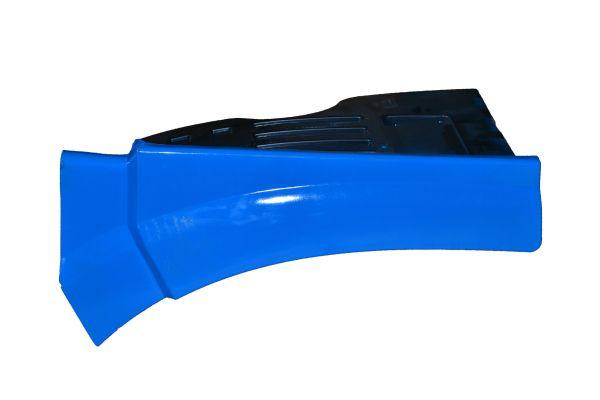 Брызговик кабины FAW J6 левый синий