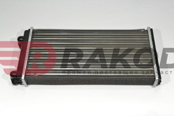 Радиатор отопителя SHAANXI