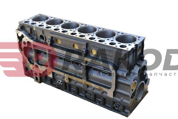Блок цилиндров HOWO ЕВРО-2 длин. крышка CREATEK