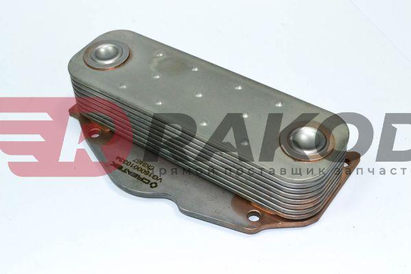 Радиатор масляный HOWO ЕВРО-2 CREATEK