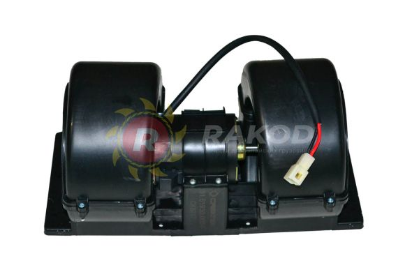 Мотор отопителя SHAANXI F2000 CREATEK