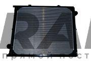 Радиатор охл. SHAANXI
