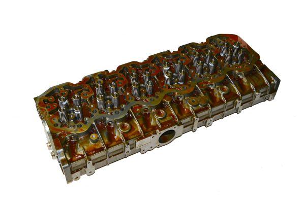 Головка блока цилиндров FAW ЕВРО-2 в сб.