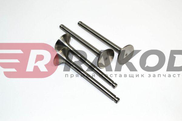 Клапан выпускной BAW-1044 ЕВРО-2 к-т 4шт