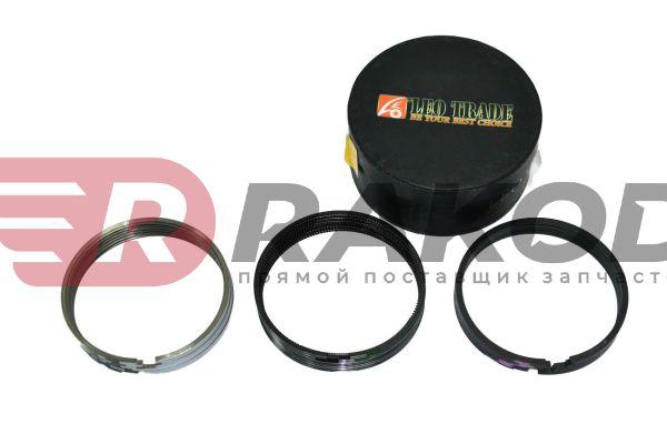 Кольца поршневые DONG FENG ISLe 310/340/375 л.с. LEO
