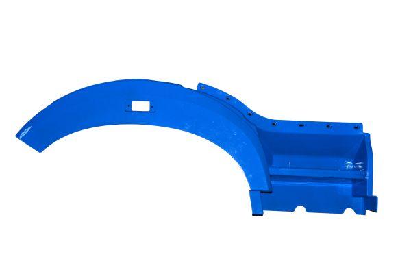 Крыло FAW J6 длинное правое с подножкой синее
