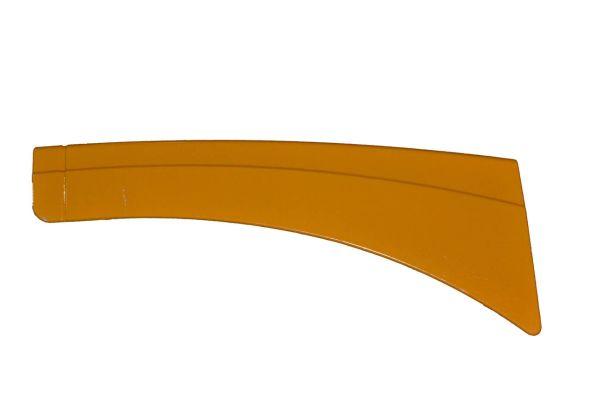 Крыло подножки лев. F2000 SHAANXI желт.