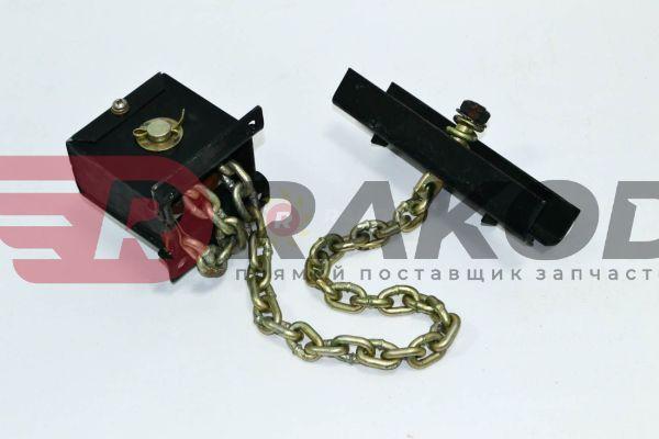 Механизм подъёма запасного колеса FOTON-1069,1099 лебёдка