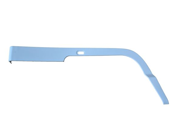 Накладка арки перед. BAW-1044/1065 прав. белый