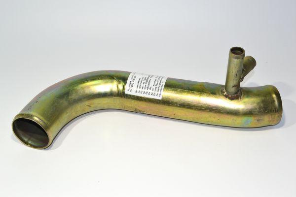 Патрубок радиатора FAW-3252/3312 (металлический)