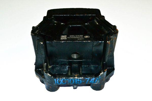 Подушка двигателя задняя FAW  сборе