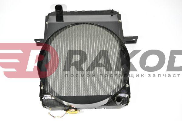 Радиатор охл. BAW-1065 ЕВРО-3