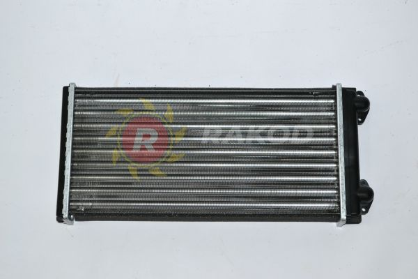 Радиатор отопителя HOWO