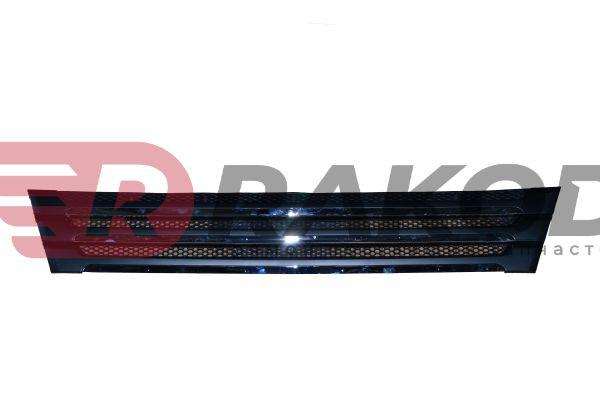Решетка радиатора BAW-1044 33462 2011г черн+серебр