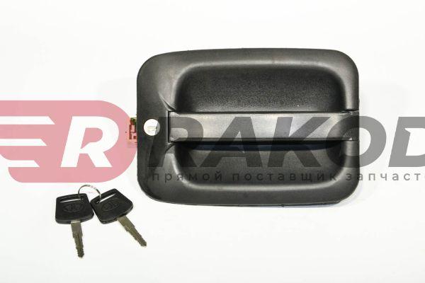Ручка двери наружная правая FAW J6