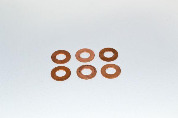Шайба форсунки FAW-3252 ЕВРО-3 медь