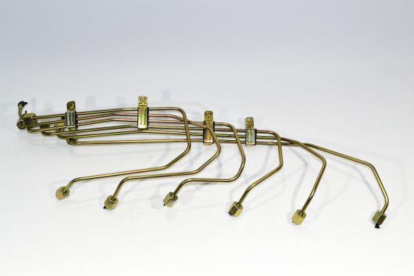 Трубки топливные к-т FAW ЕВРО-2