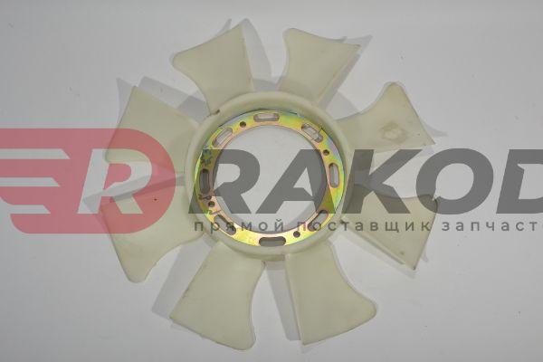 Вентилятор FOTON-1049 дв.Исузу (7 лопастей)