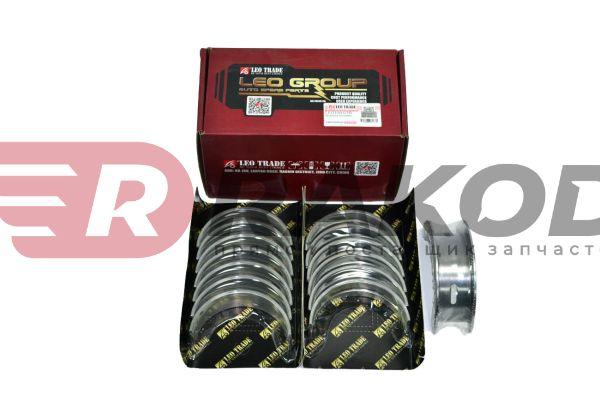 Вкладыши коренные к-т DONG FENG 300/310/340/375 л.с. LEO
